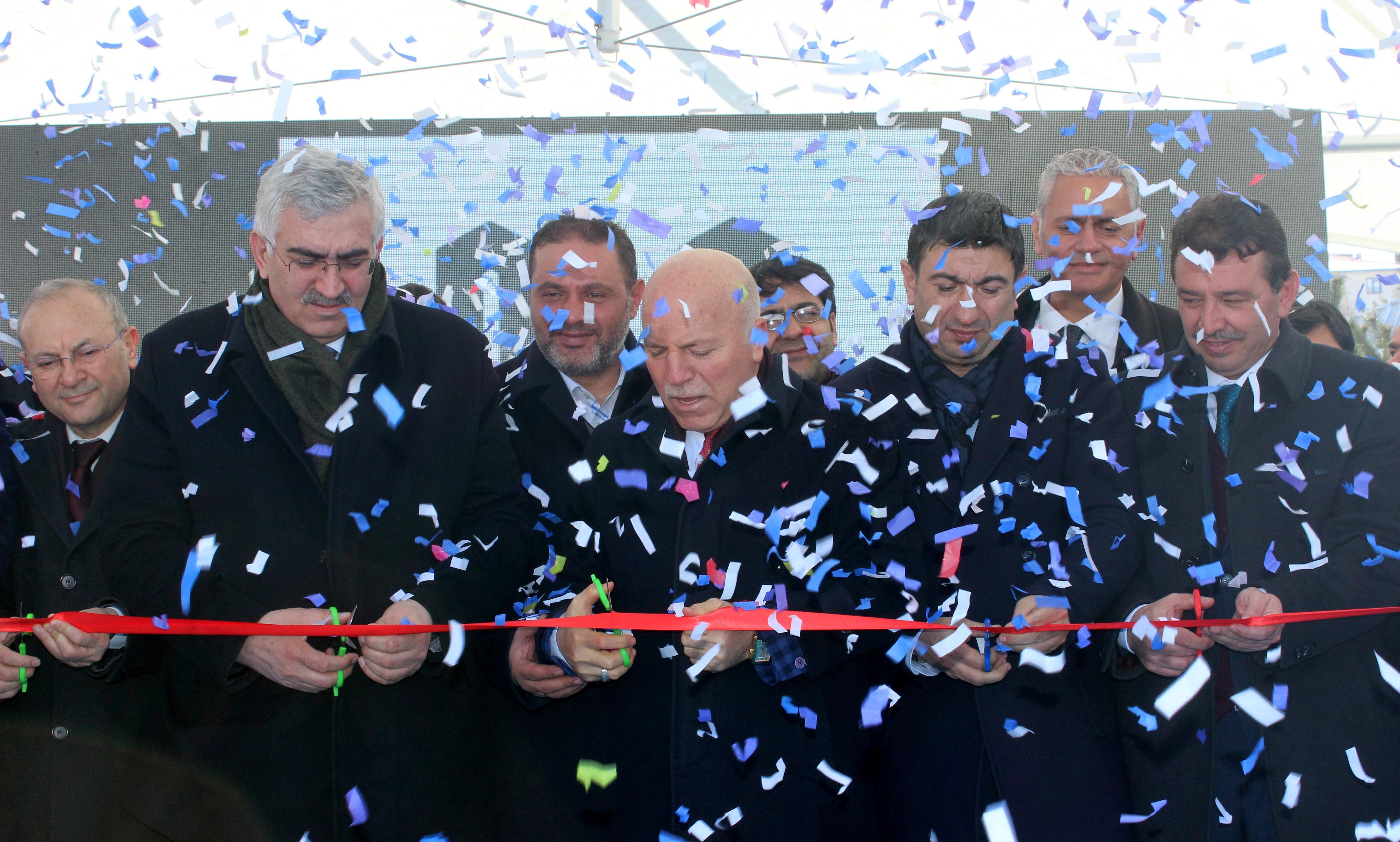 Büyükşehir Belediyesi KYK ESMEK açıldı
