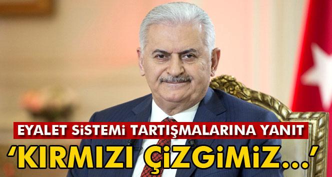 Yıldırım: 'Üniter devlet yapısı bizim de MHP'nin de hassasiyeti'
