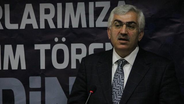 AK parti İl Başkanından çağrı