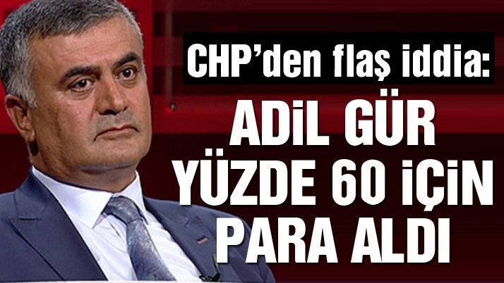 CHP'li Öztunç'tan iddia: O anket için para aldı