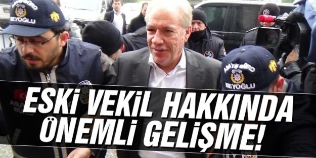 Eski AK Parti  milletvekili İşbaşaran hakkında soruşturma
