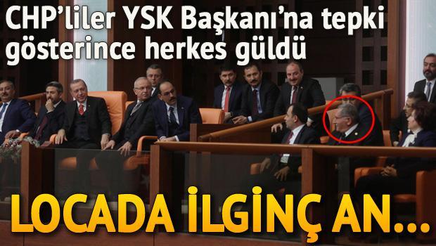 CHP'liler yargı üyesini Sadi Güven'e benzetince