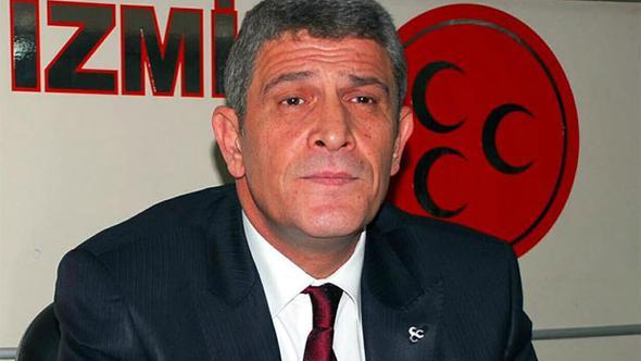 MHP'de kritik istifa