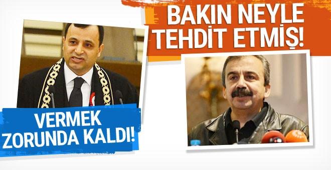 Sırrı Süreyya HDP için randevuyu böyle almış!