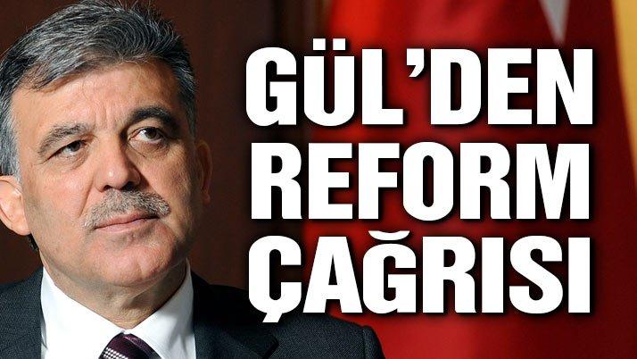 Abdullah Gül'den AKPM'nin kararıyla ilgili flaş açıklama
