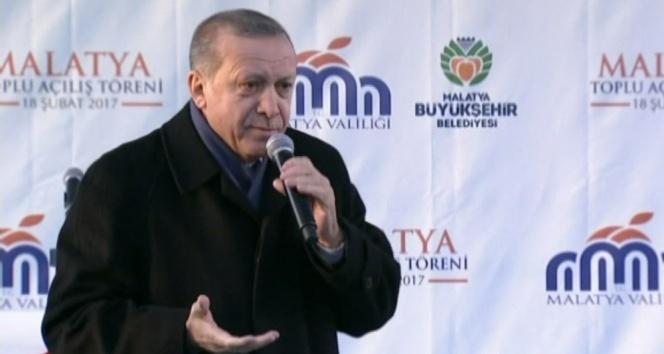 Erdoğan: Yasakçılar hayırcı oldu