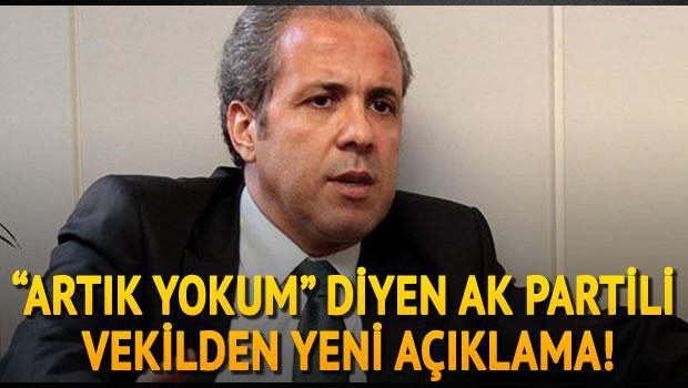 Artık yokum' diyen Şamil Tayyar'dan yeni açıklama