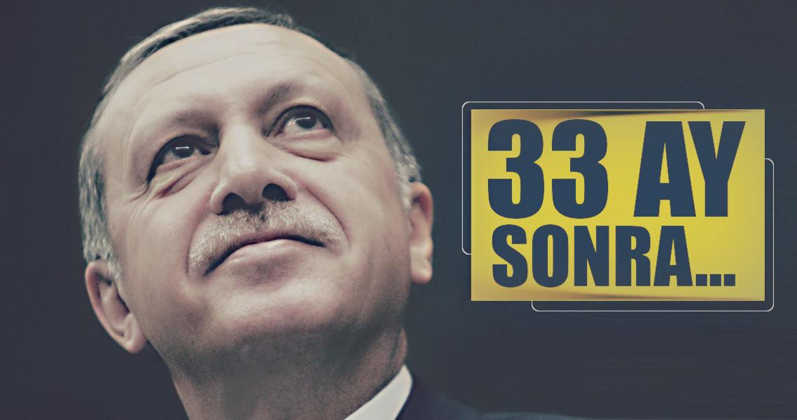 AK Parti'de hasret bugün sona eriyor