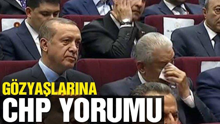 Tekin: Başbakan giden koltuğa ağladı