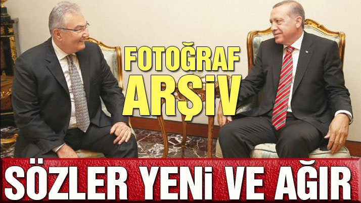 Erdoğan'dan Baykal'a sert sözler
