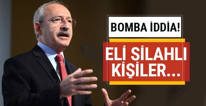 Kılıçdaroğlu'ndan bomba iddia