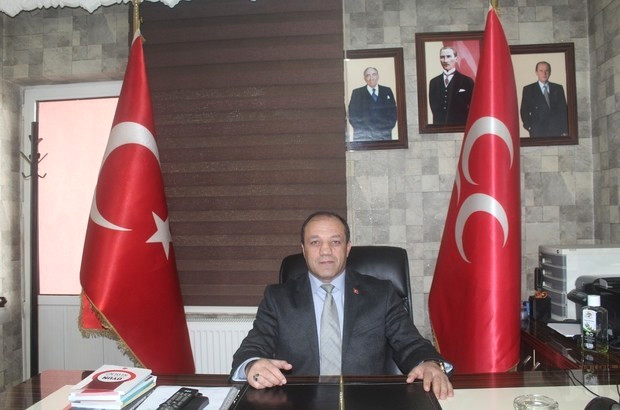 MHP İl Başkanı Karataş'tan Berat Kandili Mesajı