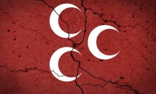 MHP Osmaneli İlçe yönetimi görevden alındı
