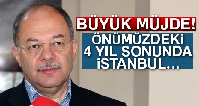 Bakan Akdağ'dan İstanbullulara hastane müjdesi