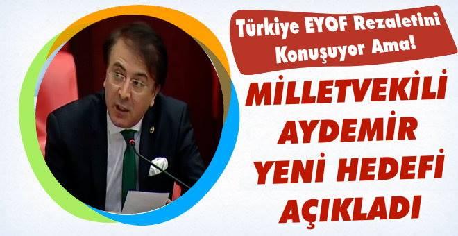 Aydemir Erzurum'un yeni hedefini açıkladı