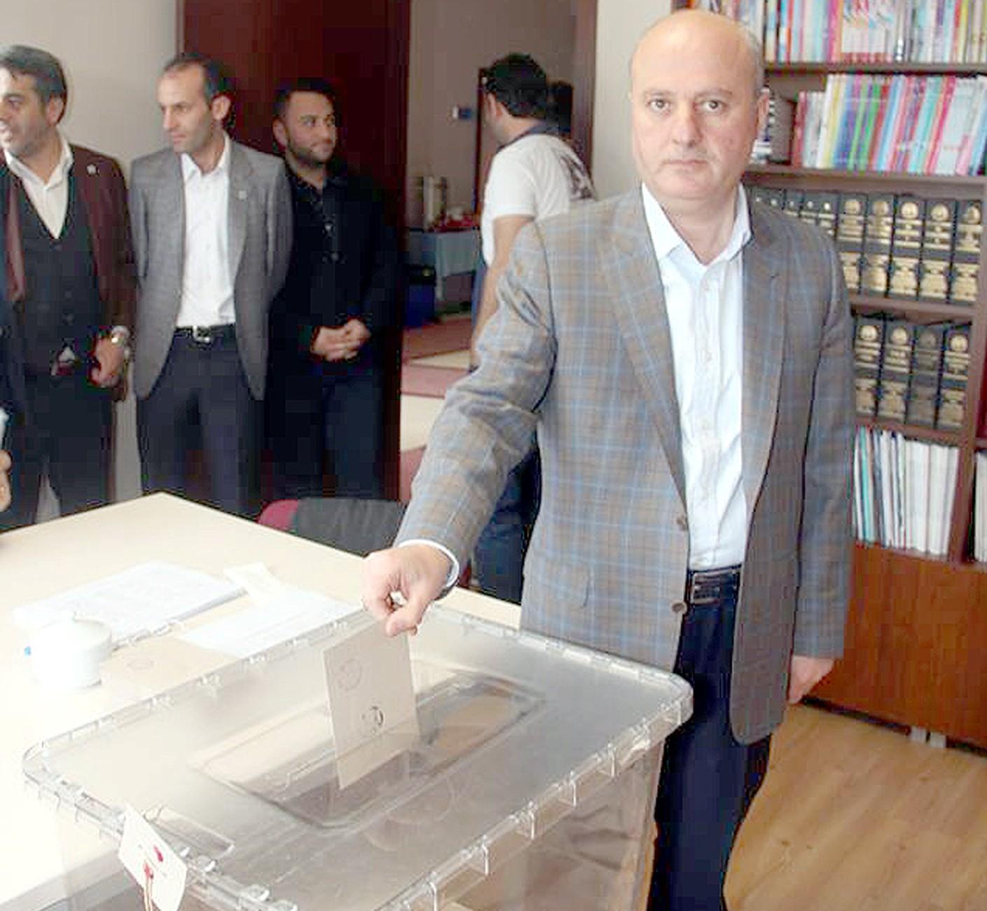 SMMMO Başkanı Akgüloğlu'ndan 'Evet' desteği