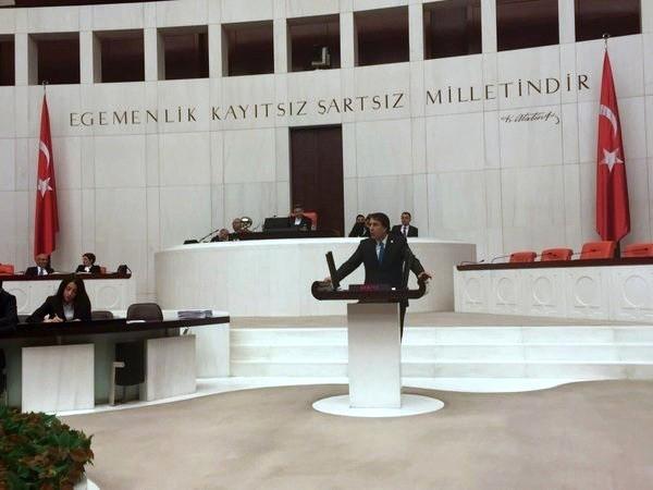 Aydemir: 'Ak Dava Küresel Vicdana Ders Verdi'