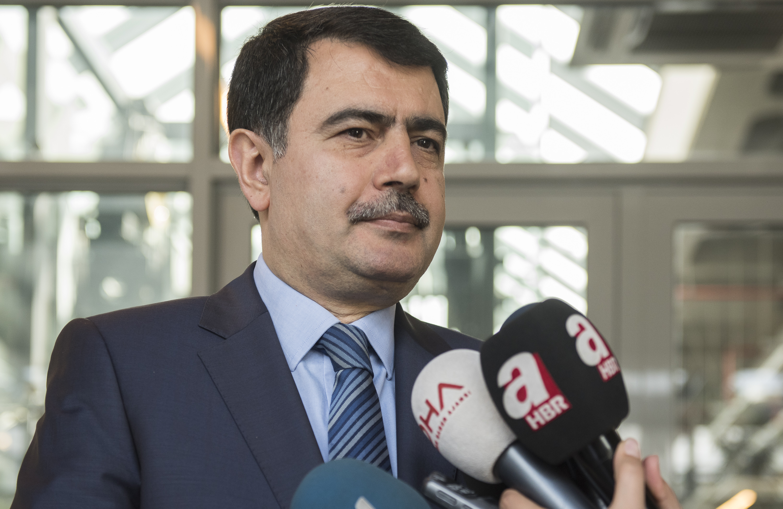 Vali Şahin'den 'İptal' açıklaması