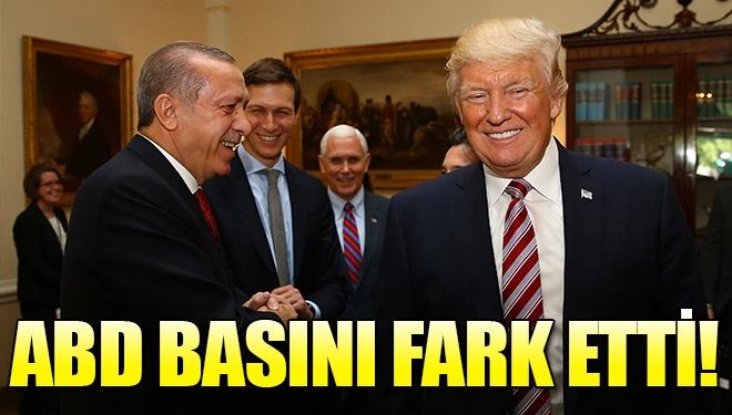 Erdoğan Trump zirvesini dünya basını böyle gördü