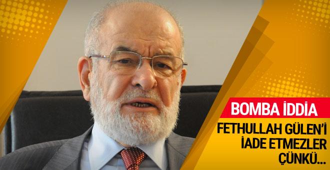 SP Genel Başkanı Karamollaoğlu'ndan bomba FETÖ iddiası