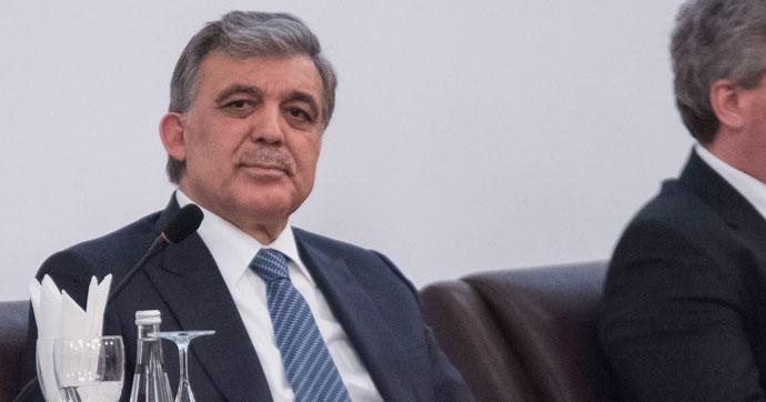 Abdullah Gül, Ak Parti Kongresi'ne katılmayacak