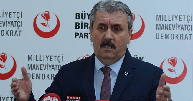 'Erdoğan'ın PYD ve YPG konusunda tavrı doğru'