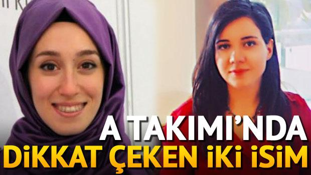 AK Parti MKYK'da dikkat çeken iki isim