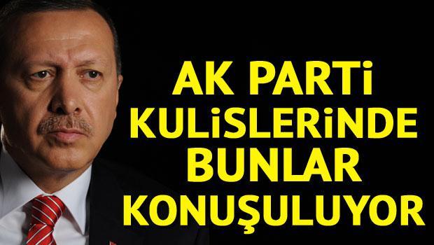 AK Parti kulislerinde konuşulanlar