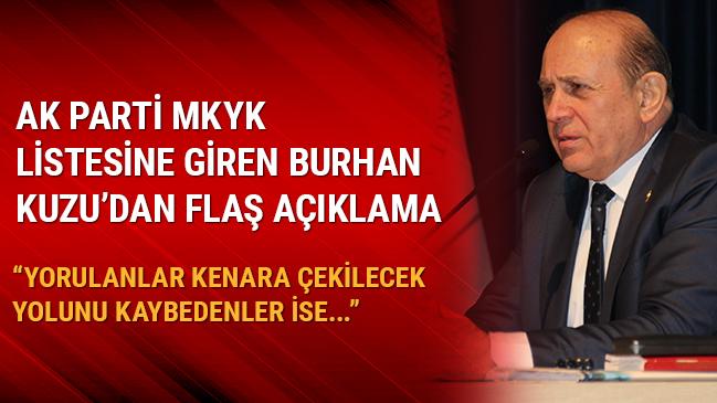 AK Partili Kuzu açıkladı...