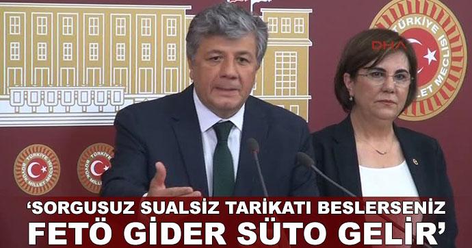 CHP'li Balbay ve Usluer'den açıklama