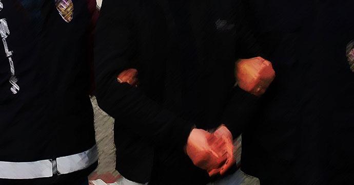 AK Partili eski ilçe başkanına FETÖ'den gözaltı
