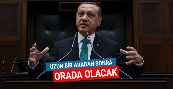 Grup toplantısında Cumhurbaşkanı Erdoğan konuşacak