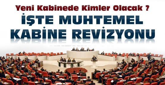 AK Parti kabine değişikliği için 2 kritik senaryo