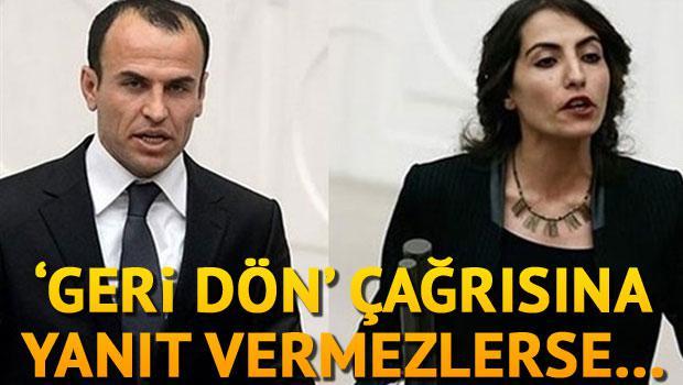 İki HDP'linin vatandaşlığı sona erebilir