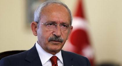 """Kılıçdaroğlu'na """"ölüm orucu"""" önerisi"""