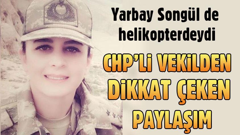 İlk kadın Jandarma komutanı Songül Yakut şehit oldu