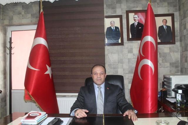 MHP İl Başkanı Karataş'tan Başsağlığı Mesajı