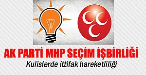 AK Parti-MHP seçim işbirliği
