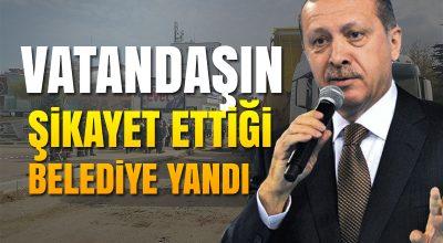 Başkanları Erdoğan korkusu aldı!
