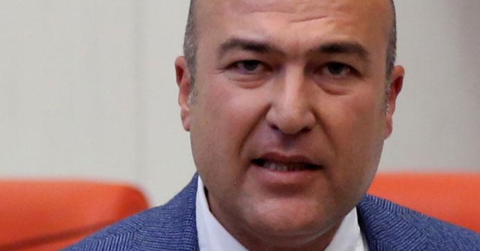 CHP'li Bakan'dan 'örtülü ödenek' sorusu