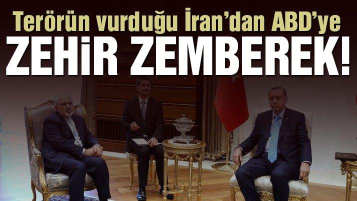 İran'dan ABD'ye zehir zemberek sözler