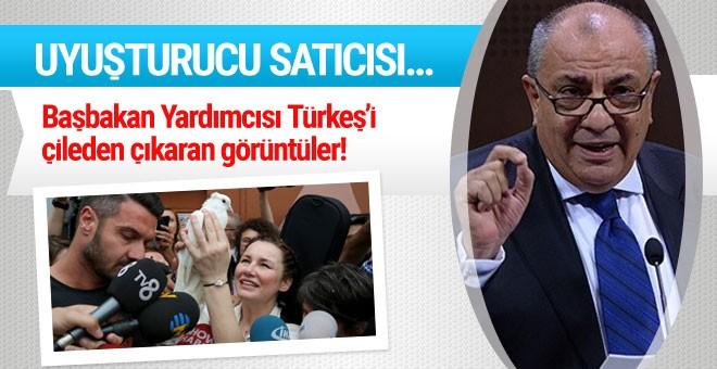 Bakan Türkeş'ten o fotoğrafa tepki