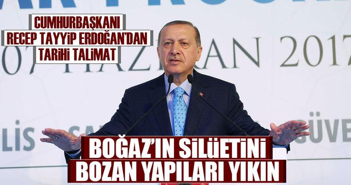 Erdoğan'dan talimat geldi!