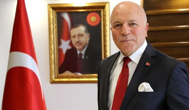 """Sekman: """"Türk Kızılayı Aziz Milletimizin Gurur Kaynağıdır"""""""
