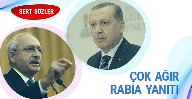 Kılıçdaroğlu'ndan Erdoğan'a çok sert namus çıkışı