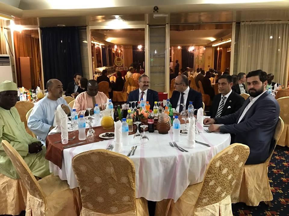 Deligöz'den büyük Nijer çıkarması