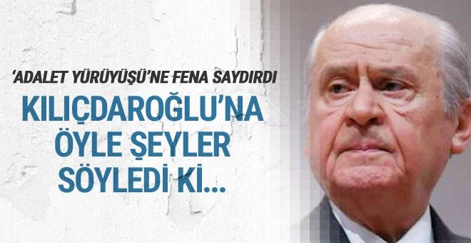 MHP lideri Bahçeli'den son dakika