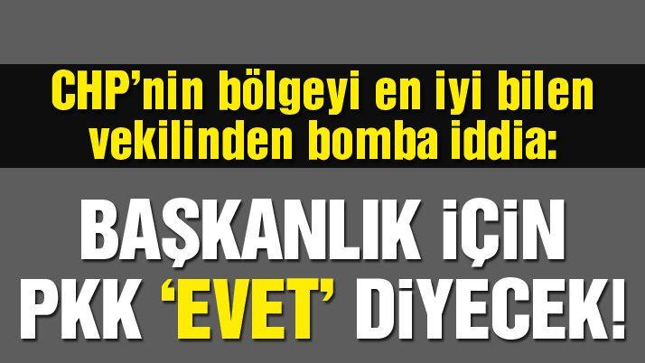 Derin devlet PKK ile anlaştı