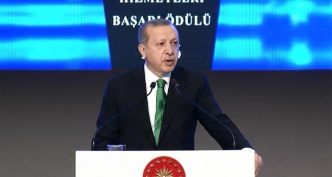 Erdoğan: Öldürmeyen her darbe güçlendirir