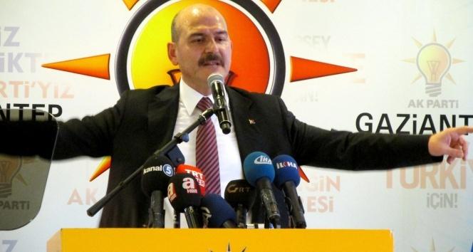 Soylu: AK Parti sadece siyasi parti olsaydı